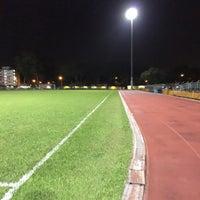 Photo taken at Queenstown Sports Complex by ferdy q. on 1/17/2015