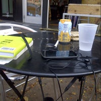 Photo taken at Zaleski & Horvath MarketCafe by Tacuma R. on 10/24/2012
