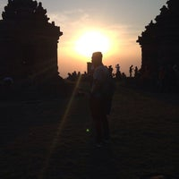 Photo taken at Candi Ijo by Ammyta P. on 7/3/2015