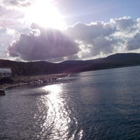 Photo taken at davutbaba camping by Emre S. on 4/19/2014