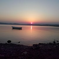 Photo taken at davutbaba camping by Emre S. on 9/9/2015