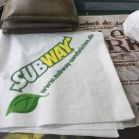 Photo taken at SUBWAY by Mike W. on 9/3/2016