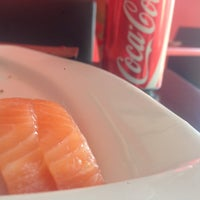 Photo taken at Sushi Face by Javier Gato A. on 3/13/2014
