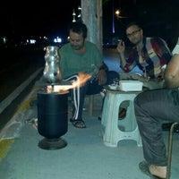 Photo taken at yol ortasında çay keyfi by Ekrem S. on 7/9/2014