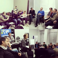 Photo taken at Training Center Of L.E.P.L Georgian Bar Association by Mariam A. on 12/6/2014
