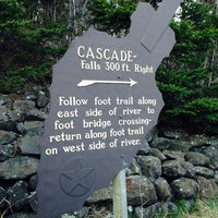 Photo taken at Cascade waterfalls by Catherine C. on 5/18/2014
