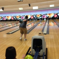 Photo taken at Andover Lanes and Lounge by Catherine C. on 7/7/2014
