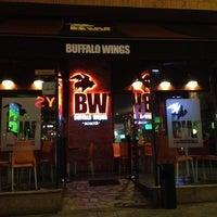 Photo taken at Buffalo Wings by Fabio L. on 1/27/2013