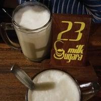 Photo taken at Sugara Milk by Danang A. on 10/13/2017