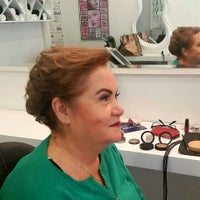 Photo taken at MinT hair style by Tuğba S. on 5/21/2015