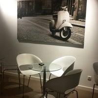 Photo taken at Bif café Lounge by Beatriz M. on 2/13/2014