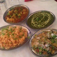 Photo taken at Nirvana Indian Cuisine by Nirvana Indian Cuisine on 8/28/2014