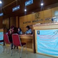Photo taken at Kantor Imigrasi Kelas I Bandar Lampung by Muhammad Tanzil P. on 10/18/2017