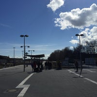 Photo taken at Cuxhaven railway station by Colleen C. on 4/5/2015