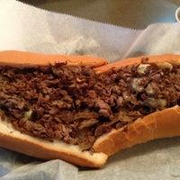 Photo taken at Claymont Steak Shop by Scott H. on 12/16/2012