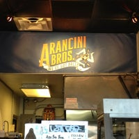 Photo taken at Arancini Bros. by Jonathan N. on 2/14/2013