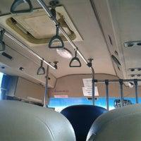 Photo taken at Wawasan Bus Terminal by Masliza M. on 4/27/2013