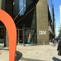 Photo taken at IBM Midtown by Guilherme O. on 5/9/2016