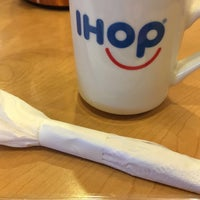 Photo taken at IHOP by Jen V. on 10/29/2016