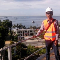 Photo taken at Varia Karya Usaha (Hempel Agent) by Varia Karya Usaha P. on 2/28/2014