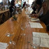 Photo taken at Baroda Founders Wine Celllar by Natasha on 4/22/2017