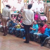 Photo taken at Chikukis salón de fiestas infantiles by Alice P. on 10/18/2014