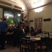 Photo taken at Ristorante Da Mimmo by Marcelle on 10/17/2015