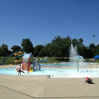 Garfield Park Aquatic Center Water Park In Garfield Park