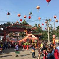 Photo taken at Chua ba Binh Duong by Xi Muoi on 1/29/2017
