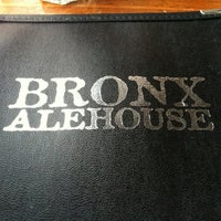 Photo taken at Bronx Alehouse by Blue Demon on 10/27/2012