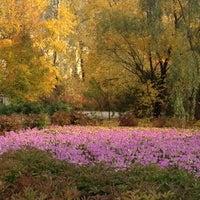 Photo taken at Дендрологический парк by Павлик К. on 9/24/2012