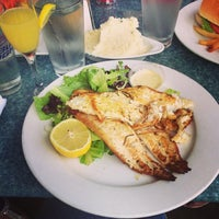 Photo taken at Pacific Grill by Ken P. on 8/7/2014