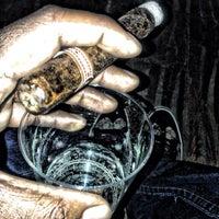 Photo taken at Velvet Cigar Lounge by Ken P. on 6/8/2013