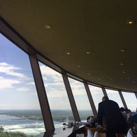 Photo Taken At Skylon Tower Summit Suite Buffet By Rhea T On 5 29