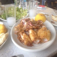 Photo taken at The Quick Corner Beach Restaurant by Fikret A. on 1/7/2017