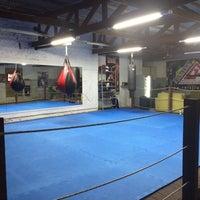 Photo taken at Academia Giovanni Reis Jiu-jitsu by Giovanni R. on 3/18/2014