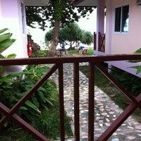 Photo taken at Chonnapha Resort by Fon R. on 10/18/2014