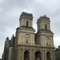 Photo taken at Cathédrale Sainte Marie by Ирина К. on 7/9/2017