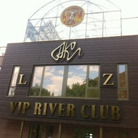 Photo taken at VIP river club by Evgeniy J. on 8/16/2014