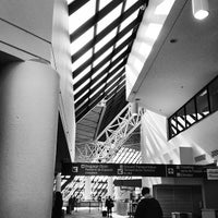 Photo taken at Nashville International Airport (BNA) by Jessica K. on 3/27/2013