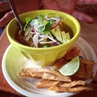 Photo taken at Mas Tacos Por Favor by Jessica K. on 4/2/2013