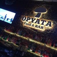 3/16/2018 tarihinde Sergey Z.ziyaretçi tarafından Opyata Food & Bar'de çekilen fotoğraf