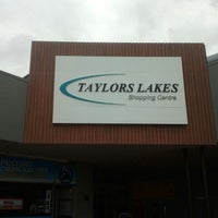 Photo taken at Taylors Lakes Shopping Centre by Rob H. on 11/17/2012
