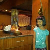Photo taken at Silk Thai Restaurant by Hemanth P. on 10/20/2012
