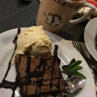 Photo taken at Patisserie Valerie by Marwah N. on 9/25/2015