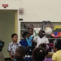 Photo taken at Toussaint Elementary by Dee J. on 5/27/2014