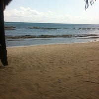 Photo taken at Playa - Beach by Bren S. on 2/14/2015