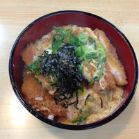Photo taken at うどん きぬや by wataru k. on 2/28/2013