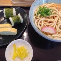 Photo taken at 阪急そば 園田店 by wataru k. on 6/17/2013