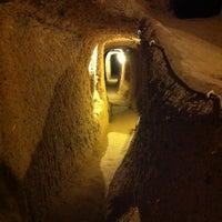 12/16/2012 tarihinde Wai Onn C.ziyaretçi tarafından Kaymaklı Yeraltı Şehri'de çekilen fotoğraf